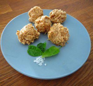 Peanut Butter Fatties (Peanut Butter Fat Bombs)