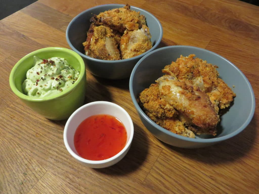 Ozomatli Lime And Chilli Chicken Wings of Fear