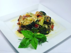 Blame it on the Keto Zucchini And Eggplant Recipe Beef Bake