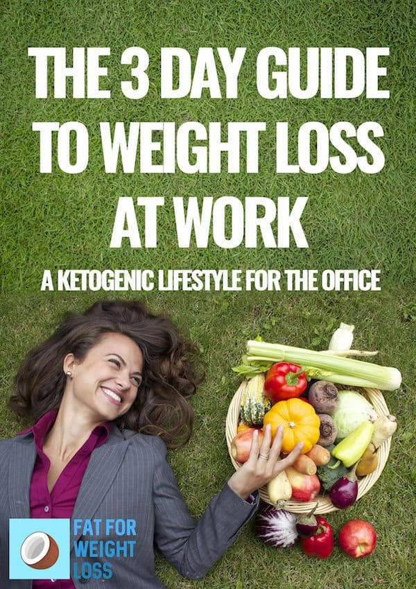 the 3 day guide to weight loss at work