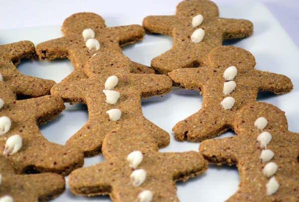 keto gingerbread