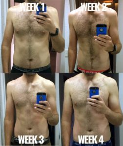 Build muscle on a Keto Diet – How I doubled my squat and gained 4kgs in 4 Weeks