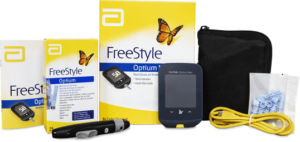 free blood ketone monitor