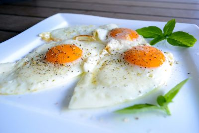 breakfast eggs