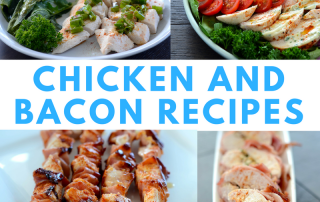 Chicken and Bacon Recipes