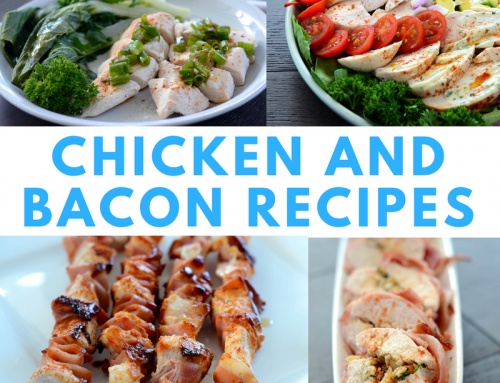 Chicken And Bacon Recipes you can make with Less Ingredients