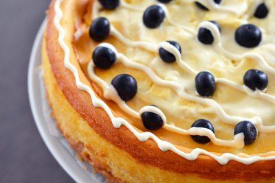 Keto New York baker cheesecake
