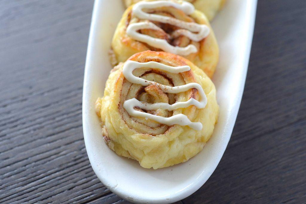 Keto Cake Recipe Australia: Keto Cinnamon Rolls