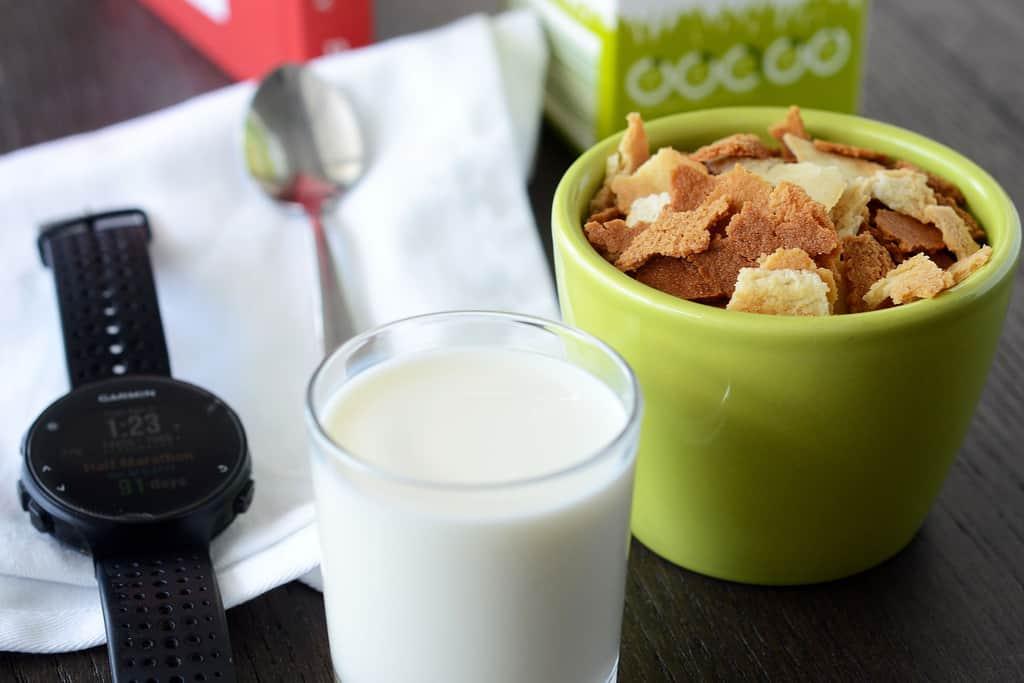 Keto Corn Flakes