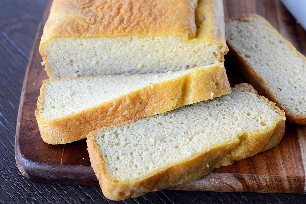 Keto Bread - Delicious Low Carb Bread - Soft with No Eggy ...