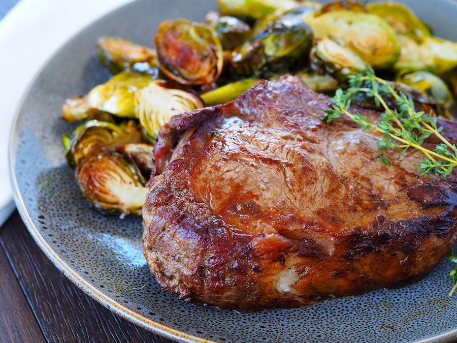 Rib Eye Keto Recipe