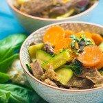 Keto Thai Beef Stir Fry