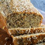 Low Carb Bread Recipe – Keto Seeded Bread