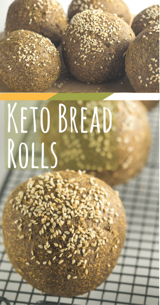 low carb bread rolls