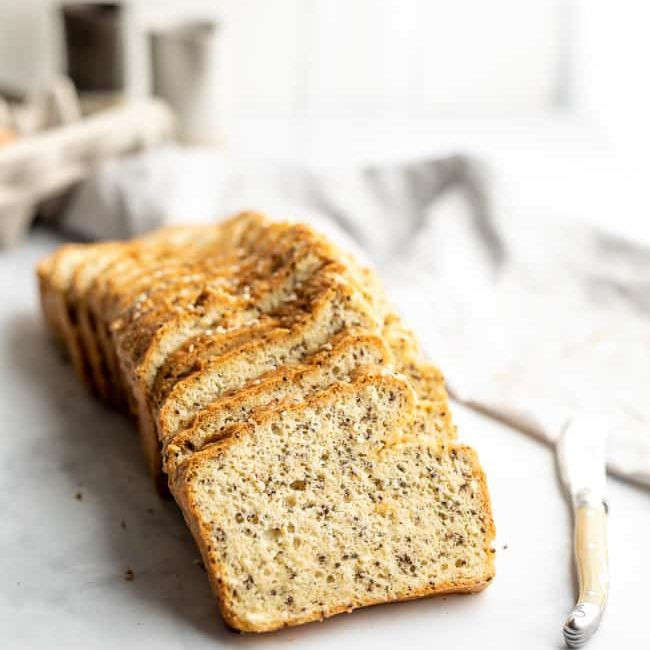keto seeded bread