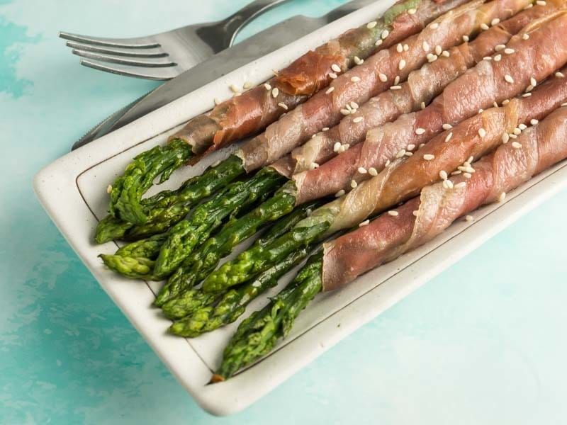 Prosciutto Wrapped Asparagus – The Ketogenic Superfood