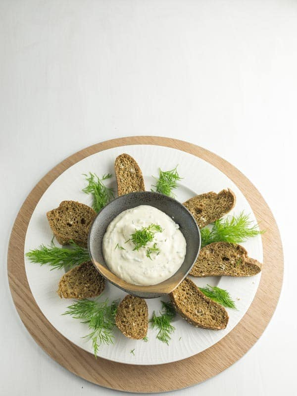 Low Carb Dill Dip