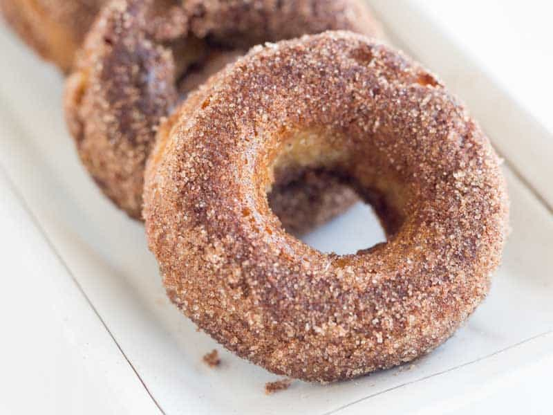 Cinnamon Donuts – Best Fried Keto Donuts You'll Ever Try