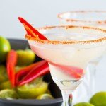 Chili Infused Margarita