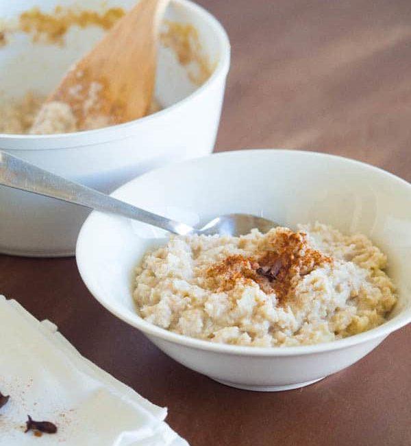 Low Carb Rice Pudding