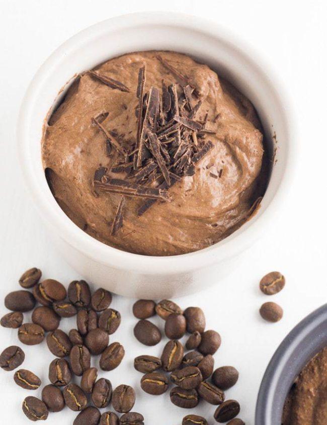 Espresso Chocolate Pudding