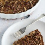 Brandy Low Carb Pecan Pie – Keto Pecan Pie