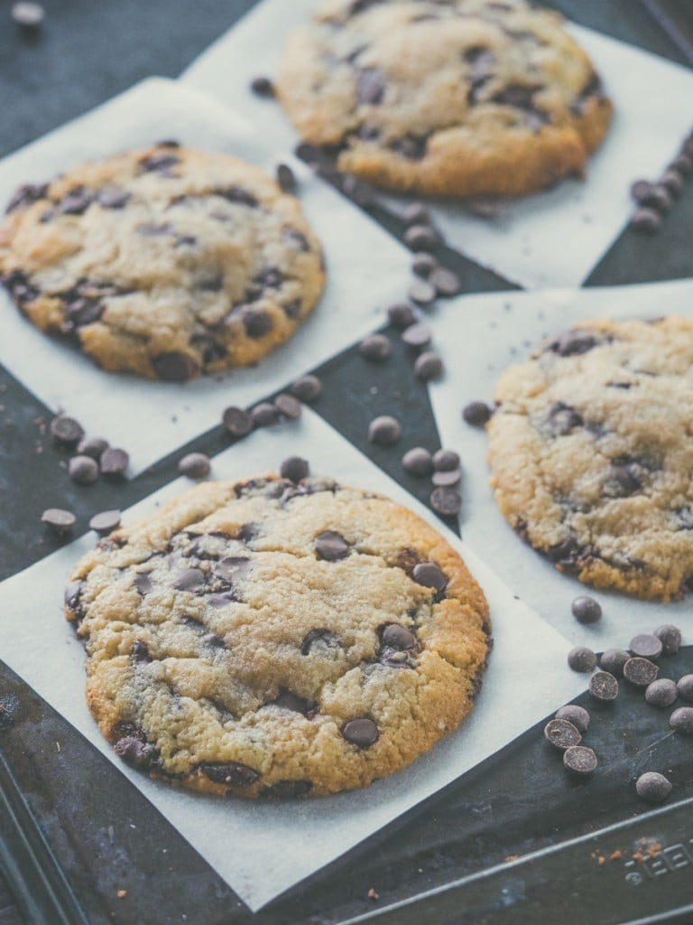 Low Sugar Chocolate Chip Cookies Recipe