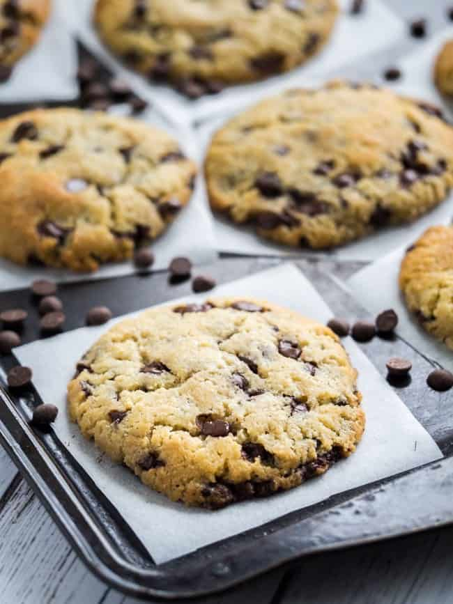 Best Big Soft Chocolate Chip Cookies
