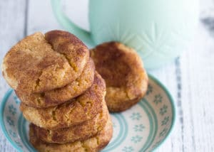 Keto Cinnamon French Toast Cookies