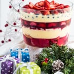 Ketogenic Trifle – A Very Keto Christmas