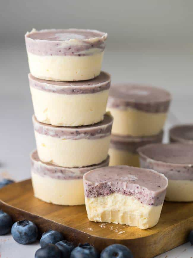 Keto Cheesecake Fat Bombs | Ketogenic Snacks Without The Horrid Coconut Taste