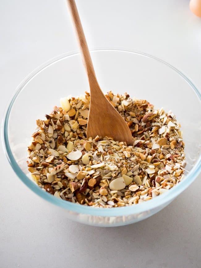 how to make keto granola