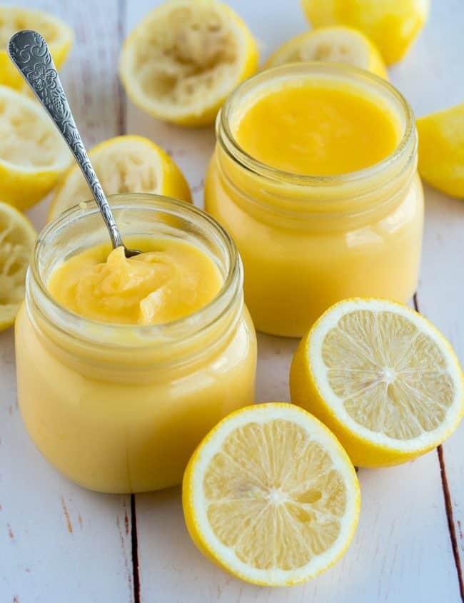 keto lemon curd