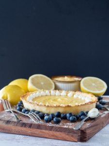 Keto Lemon Curd Pie – The Zesty Low Carb Flavour Favourite