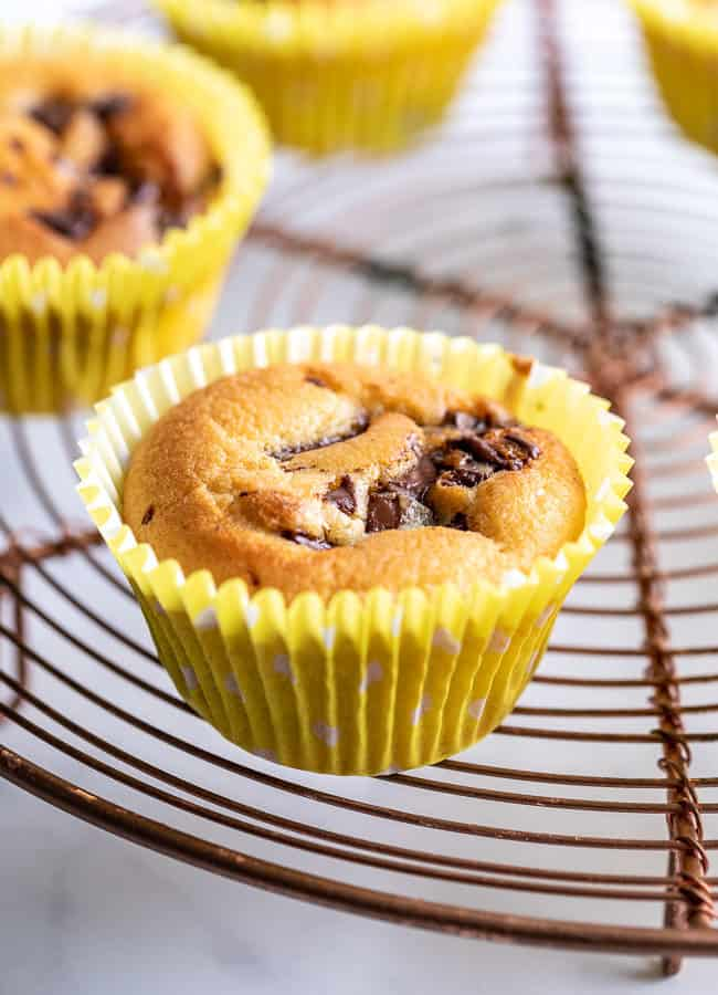Keto Chocolate Chip Muffins – Best Keto Low Carb Snack