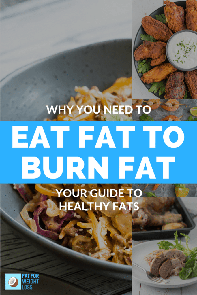When people begin a diet, their first instinct is usually to eliminate fat. While fat can contribute to weight gain, there is a type of good fat that you should keep in your diet. Eat Fat to Burn Fat.