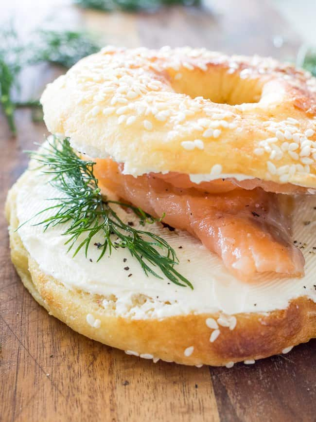 Keto Bagels – The Best Keto Low Carb Fathead Dough