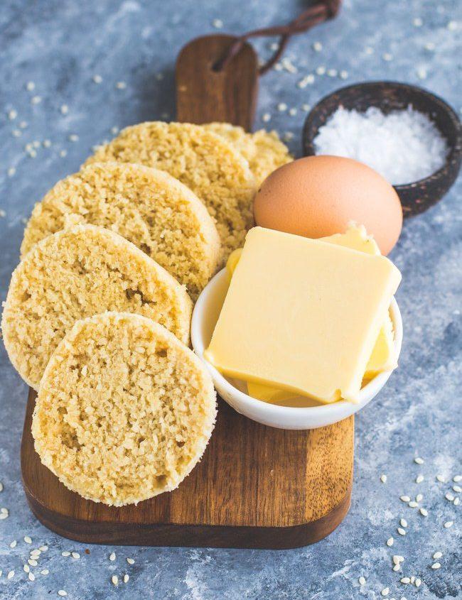 nut free keto bread