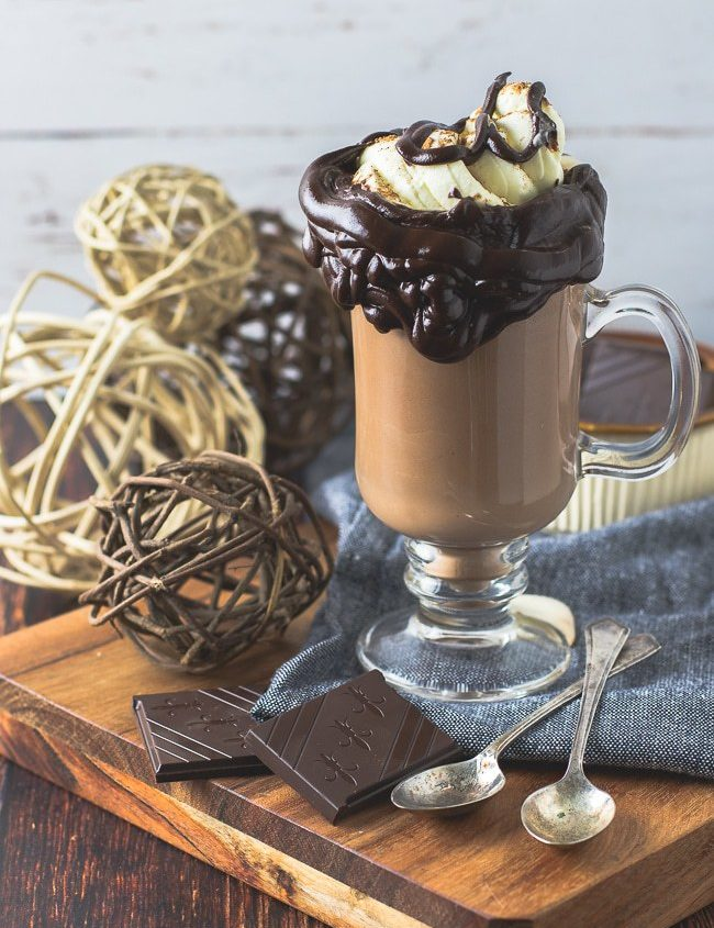 keto hot chocolate