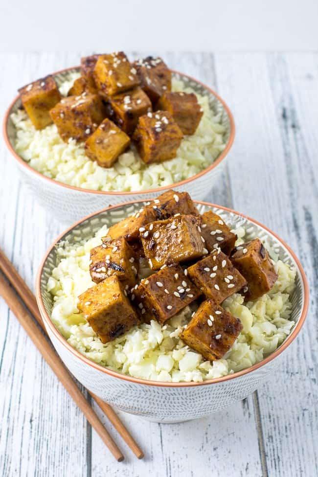 how to cook teriyaki tofu