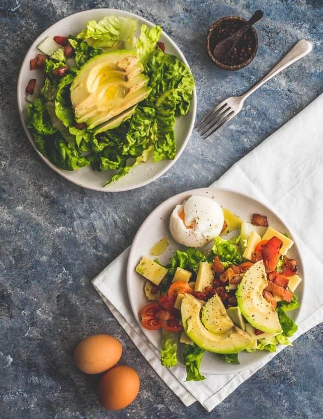 Keto Cob Salad