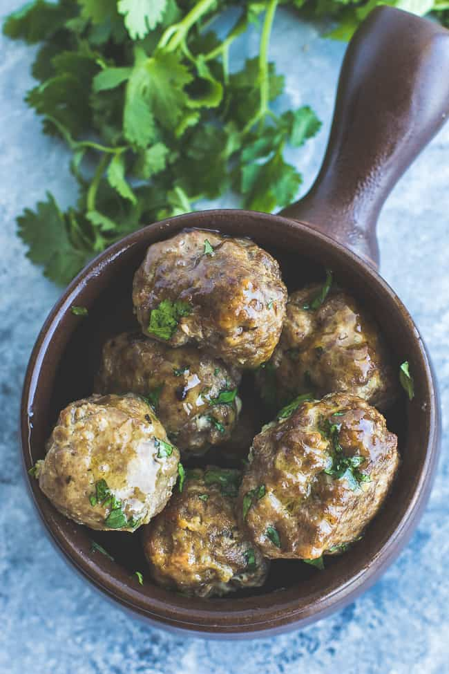 keto meat balls