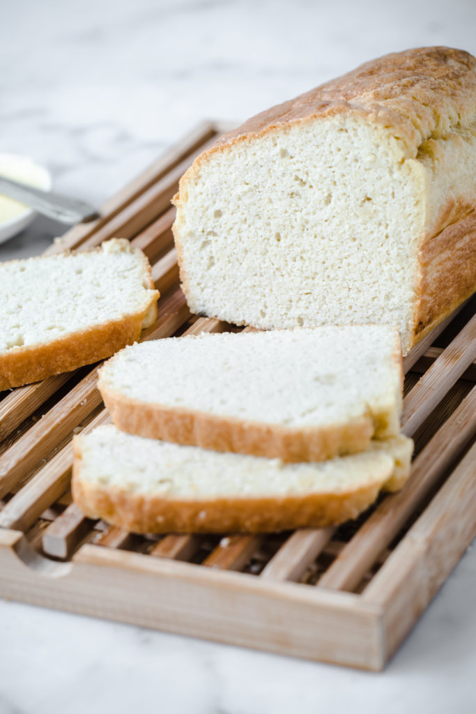 sesame seed keto bread