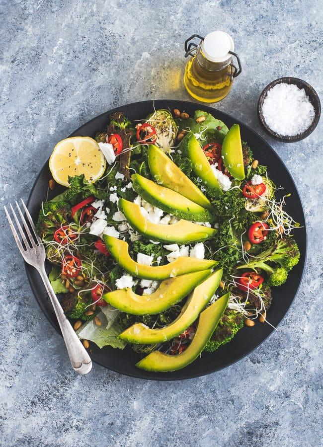 Keto Superfood Salad