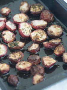 Keto Roast Potatoes
