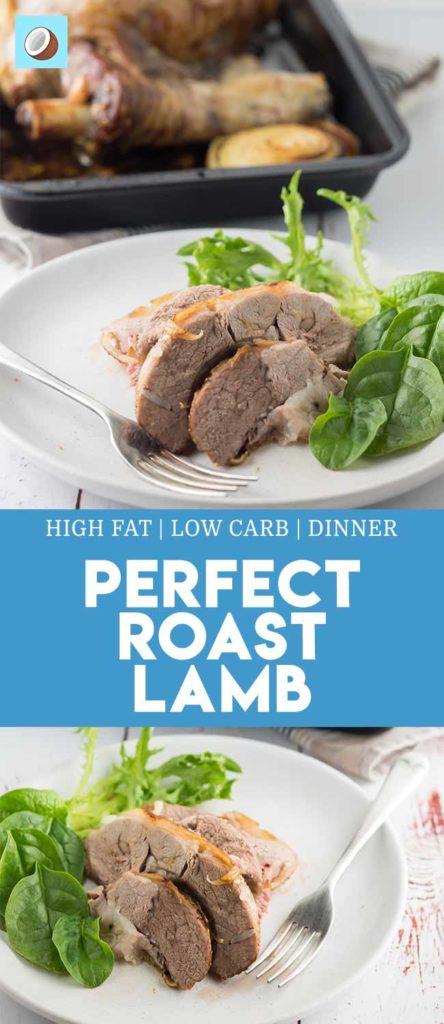 Keto Roast Lamb