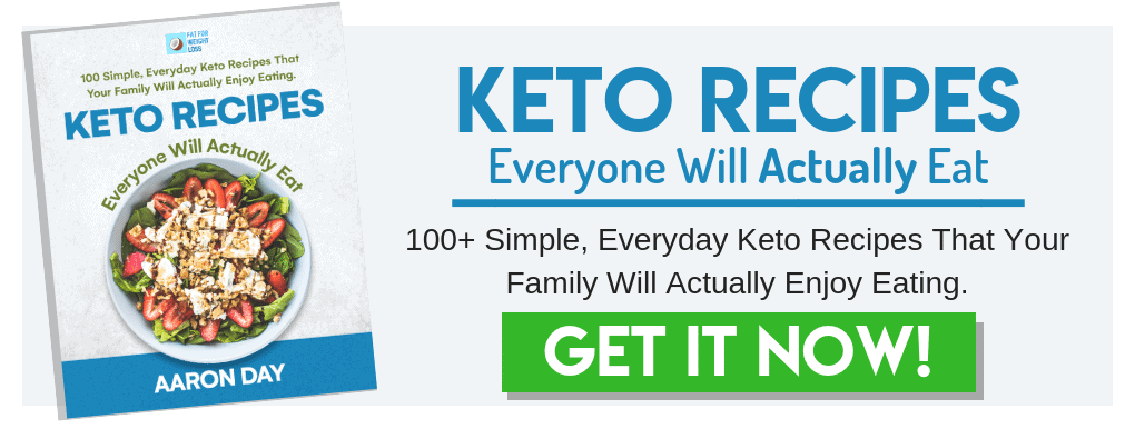 keto recipes everyone will eat banner