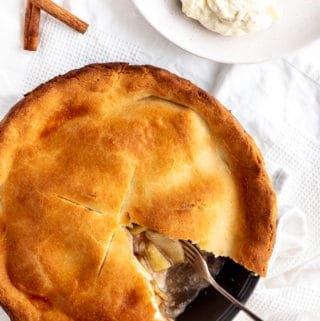 Dairy Free Keto Pie Crust