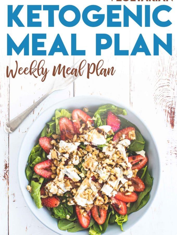 Vegetarian Week 8