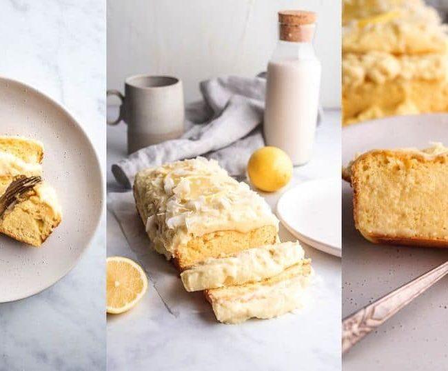 lemon coconut cake facebook